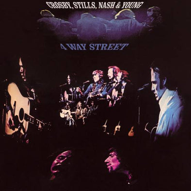 Crosby, Stills, Nash & Young - 4 Way Street