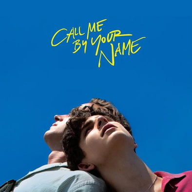 Call Me By Your Name OST - Ryuichi Sakamoto / Sufjan Stevens<br>Vinyl LP
