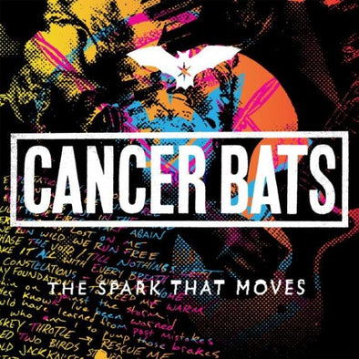 Cancer Bats - The Spark That Moves<br>Vinyl LP