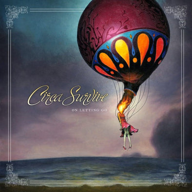 Circa Survive - On Letting Go: Deluxe Ten Year Edition<br>Vinyl LP