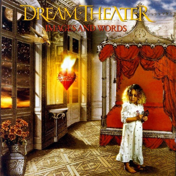 Dream Theatre - Images And Words<br>Vinyl LP