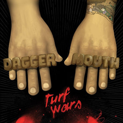 Daggermouth - Turf Wars<br>Vinyl LP