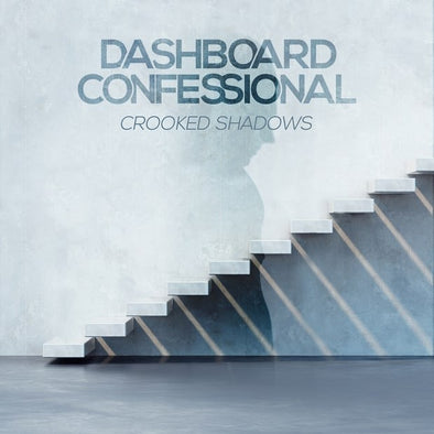 Dashboard Confessional - Crooked Shadows<br>Vinyl LP