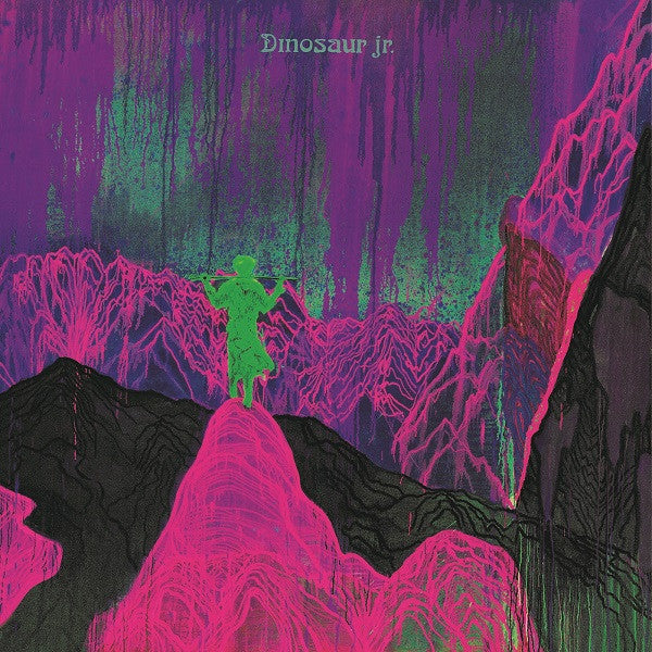 Dinosaur Jr - Give a Glimpse of What Yer Not<br>Vinyl LP - Monkey Boy Records