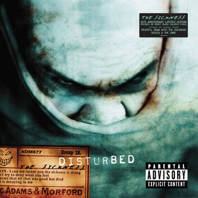 Disturbed - The Sickness (20th Anniversary Edition)