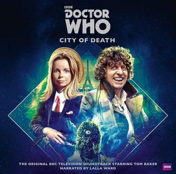 Doctor Who - City Of Death (Coloured Vinyl)<br>Vinyl LP [RSD18]