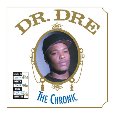 Dr Dre - The Chronic<br>Vinyl LP