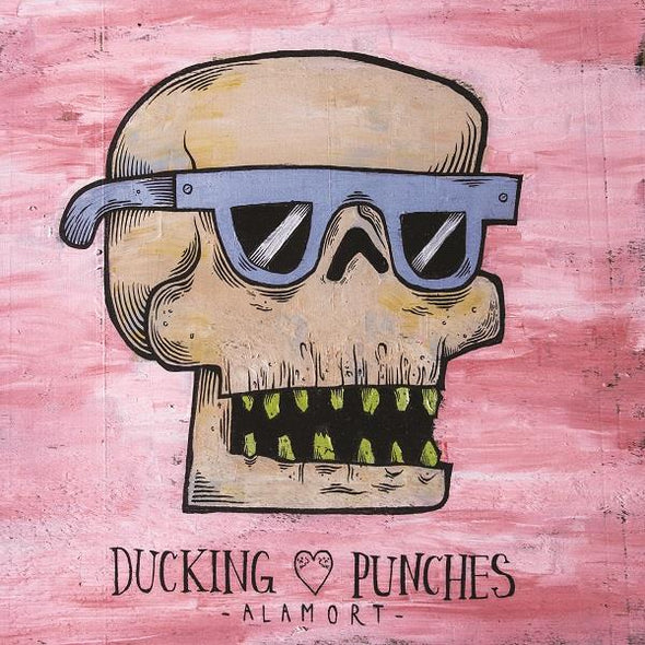 Ducking Punches - Alamort<br>Vinyl LP