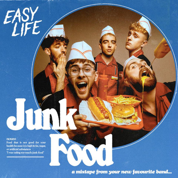 Easy Life - Junk Food EP