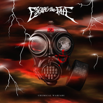 Escape The Fate - Chemical Warfare