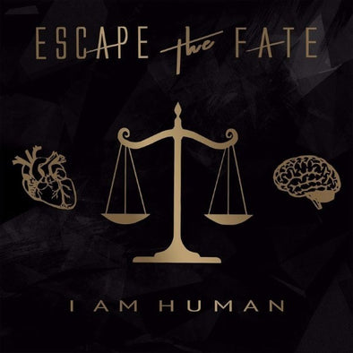Escape The Fate - I Am Human<br>Vinyl LP
