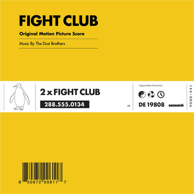 Fight Club Original Motion Picture Score by The Dust Brothers