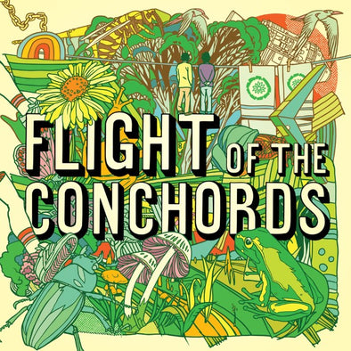 Flight Of The Conchords - Flight Of The Conchords<br>Vinyl LP