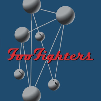 Foo Fighters - The Colour And The Shape<br>Vinyl LP