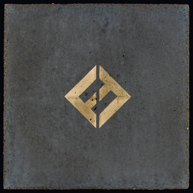 Foo Fighters - Concrete and Gold<br>Vinyl LP
