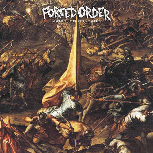 "Forced Order - Vanished Crusade<br>12"" Vinyl Vinyl LP - Elsewhere"