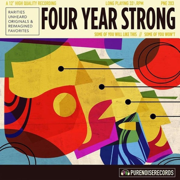 Four Year Strong - Some Of You Will Like This, Some Of You Won't<br>Vinyl LP