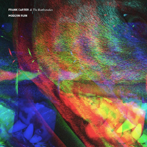 Frank Carter & The Rattlesnakes –  Modern Ruin<br>Vinyl LP - Monkey Boy Records