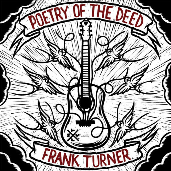 Frank Turner - Poetry Of The Deed<br>Vinyl LP - Monkey Boy Records