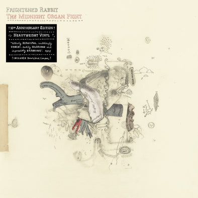 Frightened Rabbit - The Midnight Organ Fight (10th Anniversary Edition)<br>Vinyl LP