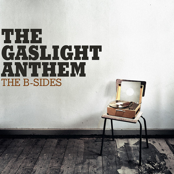 "The Gaslight Anthem - The B Sides<br>12"" Vinyl"