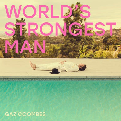 Gaz Coombes - World's Strongest Man<br>Vinyl LP