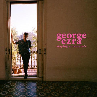 George Ezra - Staying at Tamara's<br>Vinyl LP