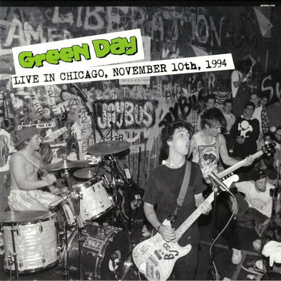 Green Day - Live In Chicago, November 10th 1994