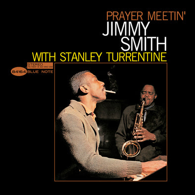 Jimmy Smith W/ Stanley Turrentine - Prayer Meetin' (1963)