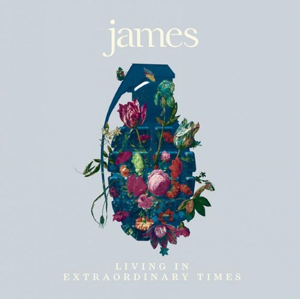 James - Living In Extraordinary Times<br>Vinyl LP