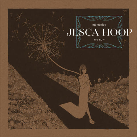 Jesca Hoop - Memories Are Now<br>Vinyl LP - Monkey Boy Records