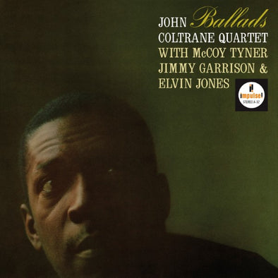 John Coltrane – Ballads [Acoustic Sounds Series]