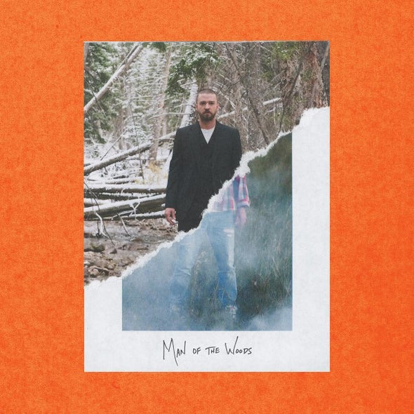 Justin Timberlake - Man of the Woods<br>Vinyl LP