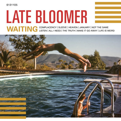 Late Bloomer - Waiting<br>Vinyl LP