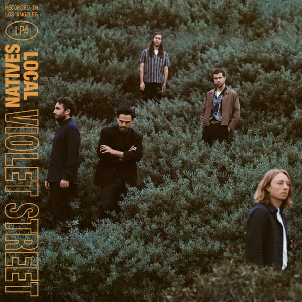 Local Natives - Violet Street