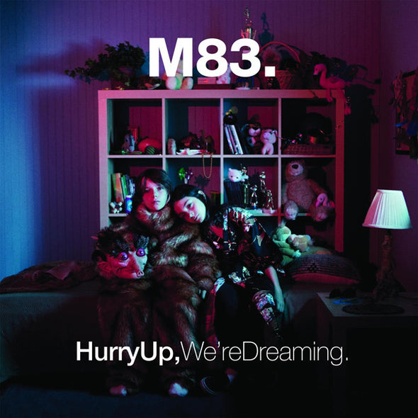 M83 - Hurry Up We're Dreaming<br>Vinyl LP