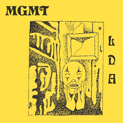 MGMT - Little Dark Age<br>Vinyl LP