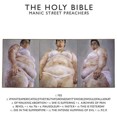 Manic Street Preachers - Holy Bible<br>Vinyl LP