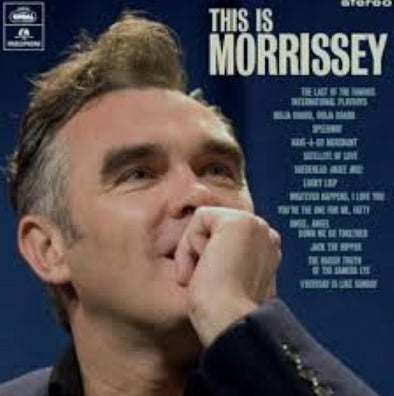 Morrissey - This Is Morrissey<br>Vinyl LP