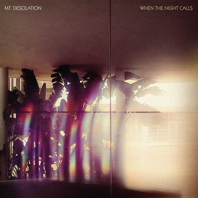 Mt. Desolation - When The Night Calls<br>Vinyl LP