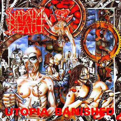 Napalm Death - Utopia Banished<br>Vinyl LP