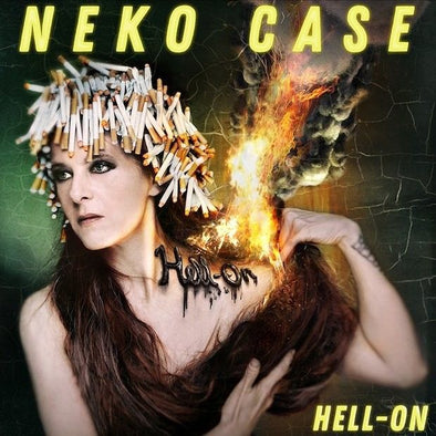 Neko Case - Hell-On<br>Vinyl LP