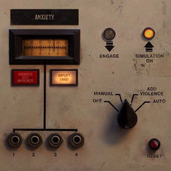 "Nine Inch Nails - Add Violence EP<br>12"" Vinyl"