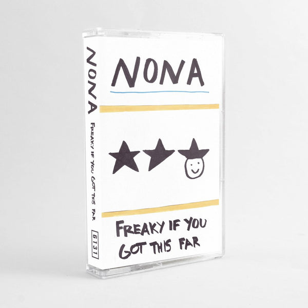 Nona - Freaky If You Got This Far<br>Tape - Monkey Boy Records - 2