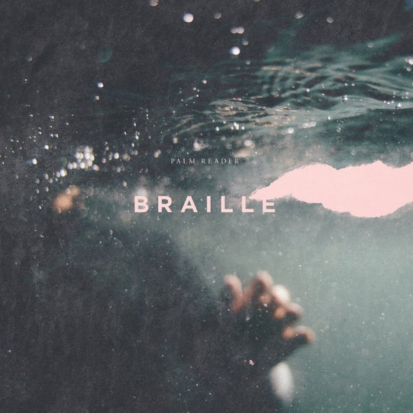 Palm Reader - Braille<br>Vinyl lp