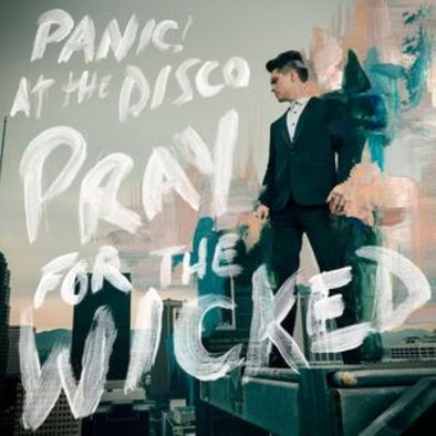 Panic At The DIsco - Pray For The Wicked<br>Vinyl LP
