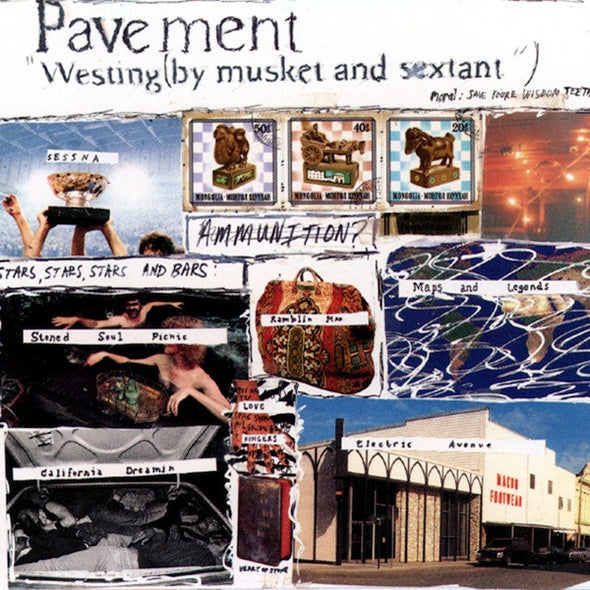 Pavement - Westing (By Musket and Sextant)<br>Vinyl LP - Monkey Boy Records