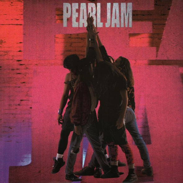 Pearl Jam - Ten<br>Vinyl LP