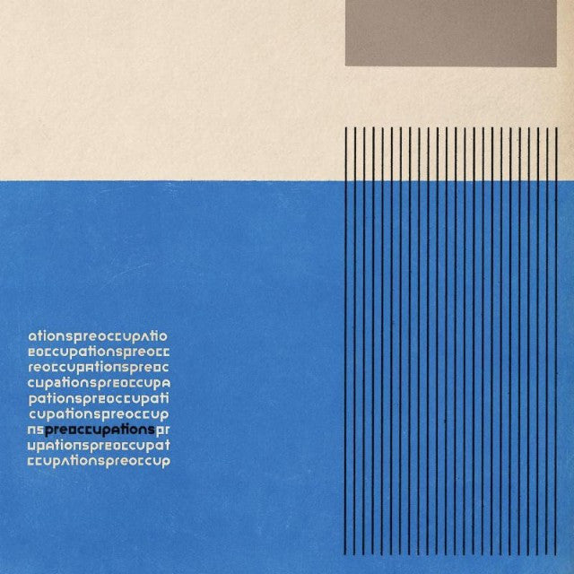 Preoccupations - Preoccupations<br>Vinyl LP - Monkey Boy Records