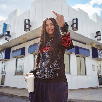 Princess Nokia - A Girl Cried Red<br>Vinyl LP